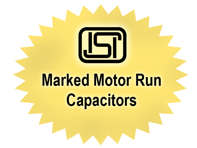 ISI CERTIFIED MPP CAPACITORS